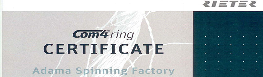 Rieter Com4 Ring Licensed